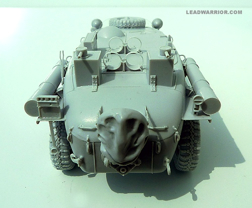 VW Schwimmwagen Sondertyp 129, 1/35 Leadwarrior Model Kit